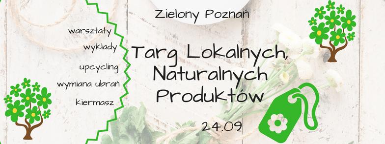 Zielony Poznań – Festiwal Rękodzieła Naturalnego